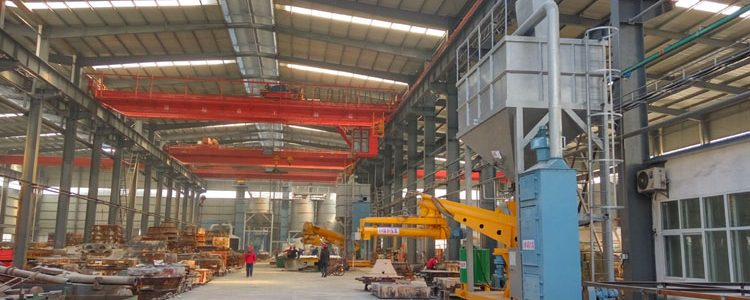 Sand-Casting-Production-Line
