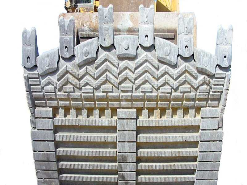 Construction Bimetallic Wear Parts