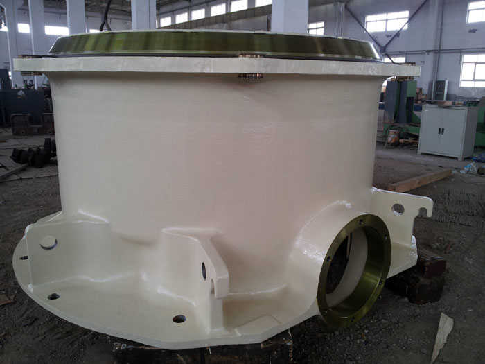 Assy Mainframe Crusher Crusher