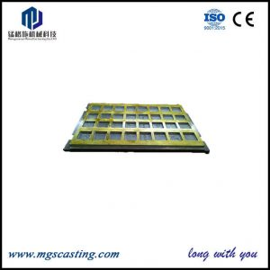 Trio Crusher Jaw Plates