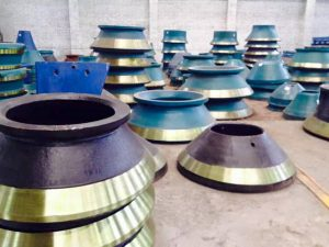 Cone Crusher Wear Parts In Stock