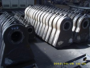 Chrome Steel Crusher Hammer