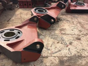 Roller mill parts