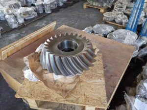 Small Cone Crusher Gear